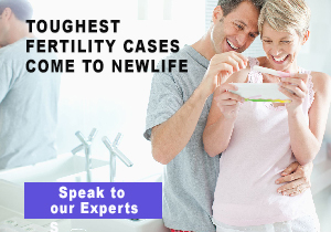 Toughest Fertility Cases come to Newlife Fertility Centre