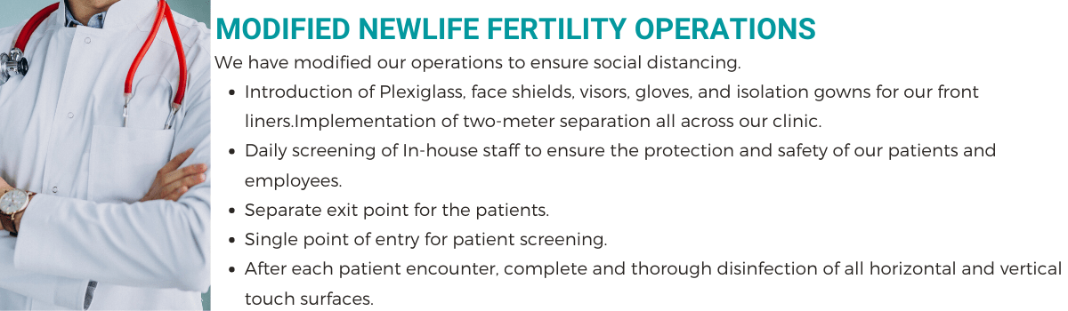 Modified Newlife Fertility Operations Ontario, Canada