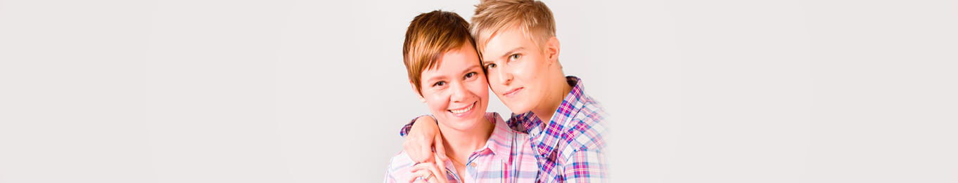 Lesiban Couple at Newlife Fertility Centre
